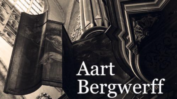 'Pour Notre-Dame' on Aart Bergwerff's latest CD