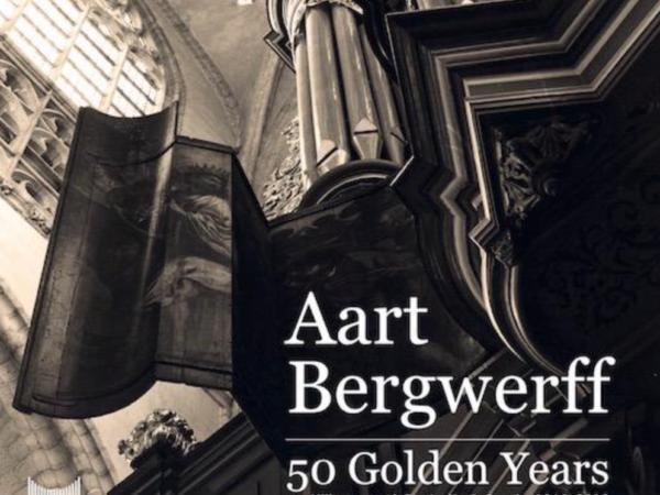 'Pour Notre-Dame' verschijnt op CD van Aart Bergwerff